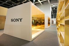 Sony Exhibition Stand