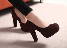 Resultado de imagem para sapatos de salto