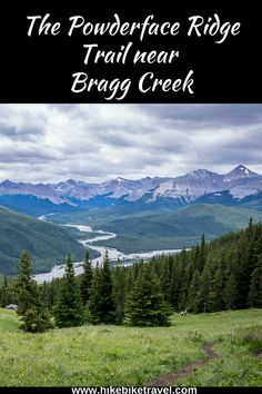 The Powderface Ridge Hike near Bragg Creek #hiking #Kananaskis #Alberta BraggCreek