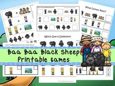 30+Baa+Baa+Black+Sheep+Printable+Games+and+Activities.+from+teachatdaycare+on+TeachersNotebook.com+-++(52+pages)++-+30+Baa+Baa+Black+Sheep+Games+Download.+PDF+Games+and+Activities+a+ZIP+file.