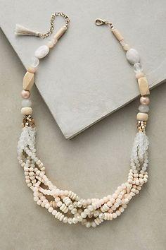 Anini Braid Necklace #anthropologie
