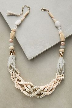 Anini Braid Necklace #anthropologie