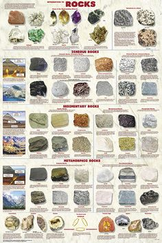 Geological Time Poster - Science Posters, Pictures, Prints, Art