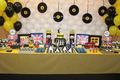 Festa Beatles #papelcomdesign #papelariapersonalizada #festaspersonalizadas #festainfantil #festabeatles #festamenino