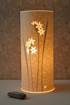 Small Paperwhites Table Lamp by Hannahnunn on Etsy, £69.00