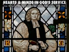 Holy Women Holy Men - June George Berkeley & Joseph Butler, Bishops and Theologians George Berkeley, For All The Saints, Free Presentation Software, Places In England, June 16, Heart And Mind, God Jesus, Names Of Jesus, Haiku