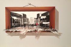 """Saatchi Online Artist Eka Peradze; Painting, """"Eka Peradze. 3D Bilder. Recently Sold"""" #art"""