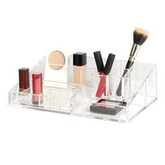 Product Image for Belle Acrylic Cosmetic Organizer 1 out of 2