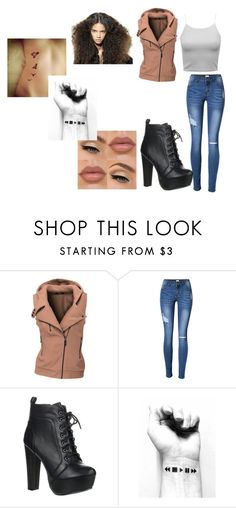 """""""Promise  Rova (glee)"""" by cutegurl112 ❤ liked on Polyvore featuring Speed Limit 98"""