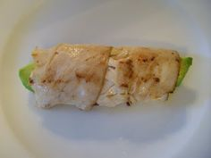 Melted Roll-up #WLS. I think I'll try this with marinated chicken pounded thin instead of cold cuts.