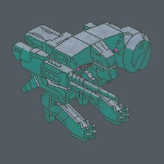 Created in honour of one of the coolest end-of-game baddies in gaming history, Metal Gear Rex. Metal Gear Rex, Blade Runner, Baddies, Sci Fi, Star Wars, Stars, History, Prints, Awesome