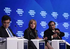 At the World Economic Forum in Davos, Switzerland, business leaders outlined the harmful effects of antiquated gender norms.