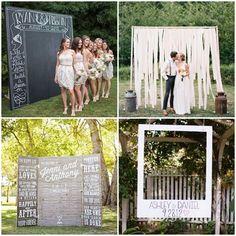 Ślub w ogrodzie. Inspiracje #2.