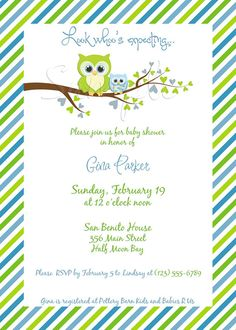 Free printable owl baby shower invitations other printables owl baby shower invitation filmwisefo