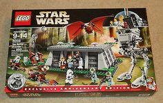 Lego Star Wars The Battle of Endor Set #8038 NEW! MIB!! SEALED!!!