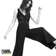 Karl Lagerfeld For Falabella Karl Lagerfeld, Jumpsuit, Dresses, Fashion, Tents, Moda Femenina, Over Knee Socks, Overalls, Vestidos