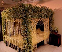 Bon Just The Thin Flower Drapes Wedding Room Decorations, Flower Decorations,  Wedding Night, Wedding