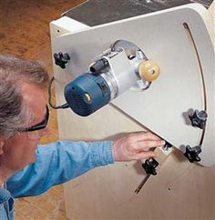 AW Extra 1/16/14 - Raise Panels Safely with Your Router - Woodworking Techniques - American Woodworker