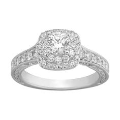 Amazing Diamond Engagement Ring I Just May Want This Pinterest Fred meyer and Engagement
