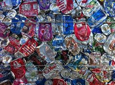 Aluminum cans are the most sustainable beverage package on virtually every measure. Aluminum cans have a higher recycling rate and more. Recycling Steel, Aluminum Recycling, Scrap Recycling, Garbage Recycling, Recycling Machines, Aluminum Cans, Plastic Recycling, Aluminum Radiator, Plastic Waste