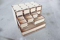 Customizable Parts Box by Mutsuki.