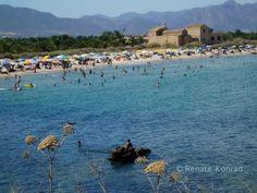 Pula, Zuiden > vliegveld Cagliari