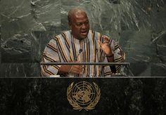 Ghana leader tells U.N. to dance to tune of Michael Jackson  http://www.mjvibe.com/ghana-leader-tells-u-n-to-dance-to-tune-of-michael-jackson/