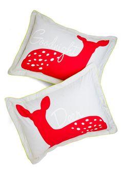 Contemporary Cabin Pillowcase Set, @ModCloth