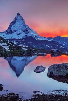 Matterhorn, Swiss Alps