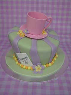 Mad Hatter cake | Flickr - Photo Sharing!