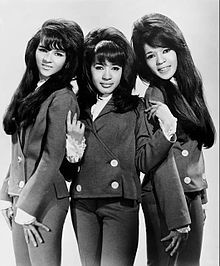 The Ronettes ….. Be My Baby…. (1963)