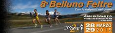 Belluno-Feltre Run, Domenica l'ottava edizione