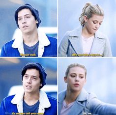 Riverdale 2x01 - Just go slow, okay?