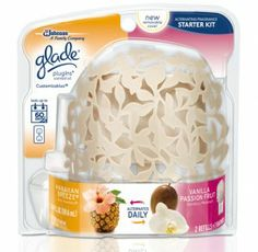 Glade PlugIns Scented Oil, can't wait to try this one out #gotitfree @BzzAgent