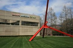 Dallas Museum of Art - one review says it was interesting and Free