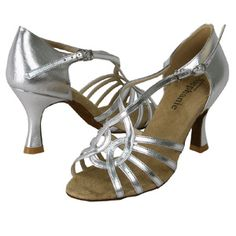 when you're like #Baby and want to dance, you need T-bar #silver dancing shoes, well hello just found these by #Stephanie oh yes! #buyONCE #buyWELL #buyTODANCEIN