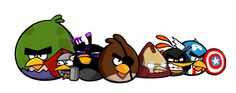 Angry Birds Avengers