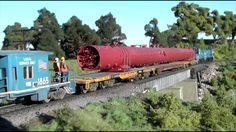 Dave Davis open top loads | Model railroad rolling stock | Model Railroad Hobbyist | MRH