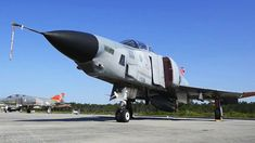 The F-4 Phantom has flown for U.S. forces for 55 years, serving for the last couple of decades strictly in the Full Scale Aerial Target (FSAT) drone role. A bittersweet mission that saw the optionally manned jets relegated to flying for a few hundred hours (some much less) before being obliterated during live-fire testing. Now, the Phantom's Phinal Pharewell is nigh.
