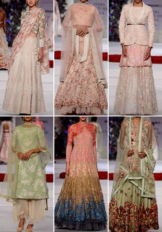 'Song of the Flower' by Varun Bahl at Amazon India Couture Week 2015