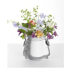 Vase en papier L - Serax