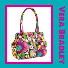 Vera Bradley *Va Va Bloom Frame Bag * Vera Bradley At her best! This gorgeous floral print purse will bring a splash of color to any wardrobe. Perfect for the summer!  New with tags Vera Bradley Bags