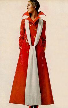 Julie Driscoll by Richard Avedon, 1969