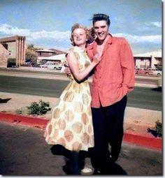 Las Vegas NV April 1956 During His Debut
