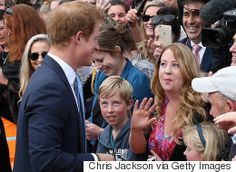 Prince Harry Reunites With His Former Teacher Who Consoled Him After His Mother Died