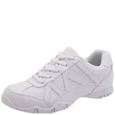 19e7f12c9 A Smartfit tennis shoe to give her support with a little wiggle room.