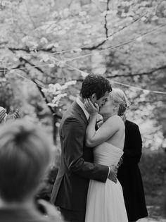 Portland Wedding at The Ace: Alison + Trevor