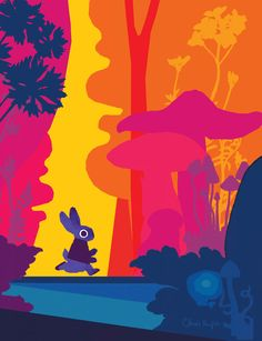 Chris Haughton's Peter Rabbit