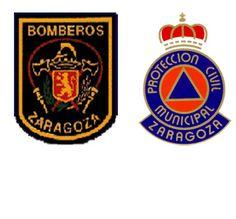 Bomberos y Protección Civil de Zaragoza
