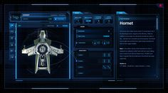 Star Citizen - Roberts Space Industries Ship #ui